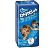 Фото Huggies DryNites для мальчиков 8-15 лет 27-57 кг (9 шт.)