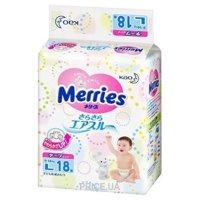 Фото Merries L 9-14 кг (18 шт.)