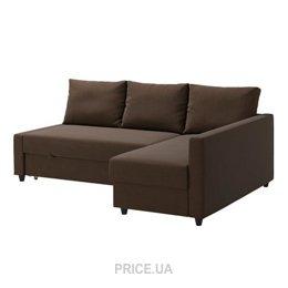 IKEA FRIHETEN Диван-кровать угловой (802.867.39)