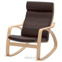 Фото IKEA POANG Кресло-качалка (498.610.07)