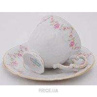 Фото Leander Чашка чайная с блюдцем Соната 07120425-0158 200 мл
