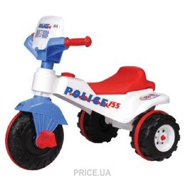 PILSAN 07/120 Police Tricycle