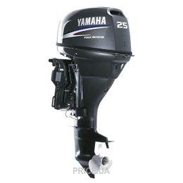 Yamaha F25DES