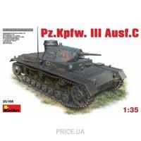 Фото MiniArt Немецкий танк Pz.Kpfw.III Ausf.C (MA35166)