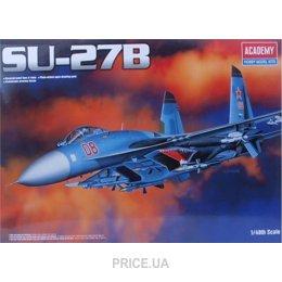 Фото ACADEMY Истребитель SU-27 B (AC12270)