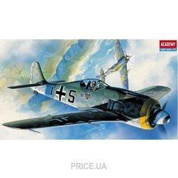 Фото ACADEMY Сборная модель самолета Fockewulf FW190A 68 Butcher (AC2120)