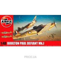 Фото Airfix Сборная модель boulton paul defiant mk1 зеленый (MAI-02069)