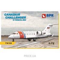 Фото BIG Пассажирский самолет CanadAir Challenger C-143A/CL-604 (BPK7210)