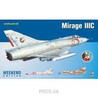Фото Eduard Истребитель Mirage IIIC, набор выходного дня (EDU-8496)