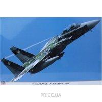 """Фото Hasegawa Учебно-тренировочный истребитель F-15DJ EAGLE """"AGGRESSOR 2008"""" (HA09832)"""