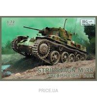 Фото IBG Models Шведский легкий танк Stridsvagn M/38 (IBG72033)