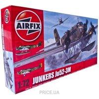 Фото Airfix Военно-транспортный самолёт Юнкерс Ю 52/3м. (AIR05008)