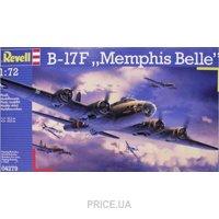 Фото Revell Бомбардировщик Memphis Belle B-17F, (RV04279)