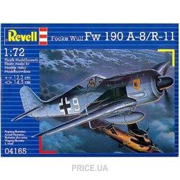 Фото Revell Сборная модель самолета Focke Wulf Fw 190A-8/R-11. (RV04165)
