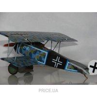 Фото RODEN Fokker D.VI WWI German fighter (RN603)