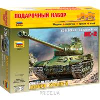 Фото ZVEZDA Советский танк Ис-2 1:35 (ZVE3524)
