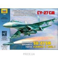 Фото ZVEZDA Су-27СМ - 1:72 (ZVE7295)
