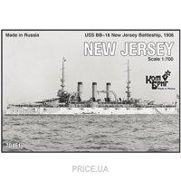 """Фото Combrig Эскадренный броненосец """"Нью Джерси"""" (New Jersey) (CG70461)"""