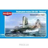 "Фото Micro-Mir Атомная подводная лодка ""Skipjack"" (MM350-008)"