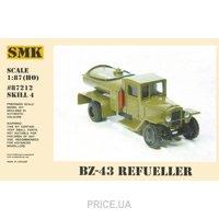 Фото SMK Советский заправщик БЗ-43 (87212)