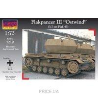 """Фото Maco Зенитная самоходная установка ЗСУ Flakpanzer III """"Ostwind"""" (7210)"""