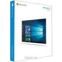 Фото Microsoft Windows 10 Профессиональная 32 bit Английский (коробочная версия) (KW9-00263)
