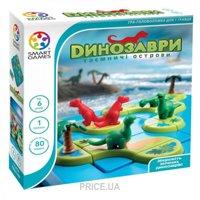 Smart games Динозавры. Таинственные острова (SG 282 UKR)