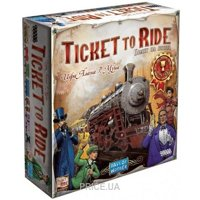 Фото Hobby World Ticket to Ride: Америка (1530)