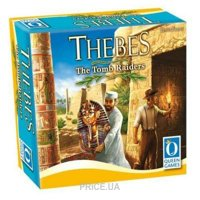 Фото Queen Games Thebes: The Tomb Raiders (28857PZ)