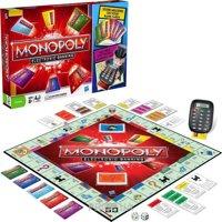 Фото Hasbro Монополия с банковскими карточками (37712)