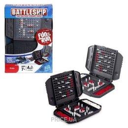 Фото Hasbro Морской бой Дорожная игра (22678)