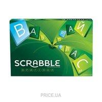 Фото Mattel Scrabble Оригинал (укр.) (BBD15)