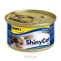 Фото Gimpet ShinyCat тунец 70 г