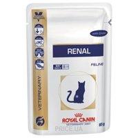 Фото Royal Canin Renal Feline с курицей 0.085 кг