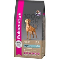 Фото Eukanuba Adult Large Breed Lamb & Rice 12 кг