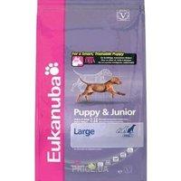 Фото Eukanuba Puppy & Junior Large Breed 15 кг
