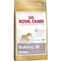 Фото Royal Canin Bulldog Junior 3 кг