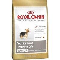 Фото Royal Canin Yorkshire Terrier Junior 7,5 кг