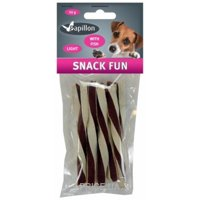 Фото Papillon Snack Fun cэндвич-спираль с курицей и треской 50 гр