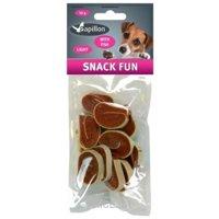 Фото Papillon Snack Fun рулет с уткой и треской 50 гр