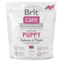 Фото Brit Care Grain-free Puppy Salmon & Potato 1 кг