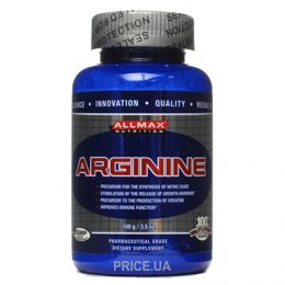 Фото AllMax Nutrition Arginine 100g