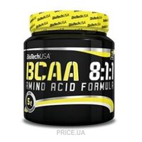Фото BioTech BCAA 8:1:1 300g (60 servings)