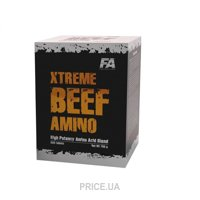 Фото FA Nutrition Xtreme Beef Amino 600 tabs