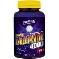 Фото FitMax Base L-Glutamine 4000 250g