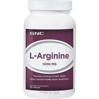 Фото GNC L-Arginine 1000 mg 90 caps