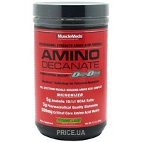 Фото Muscle Meds Amino Decanate 360g