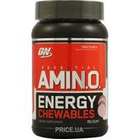 Фото Optimum Nutrition Amino Energy Chewables 75 caps