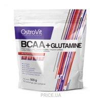 Фото OstroVit BCAA + Glutamine 500g