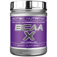 Фото Scitec Nutrition BCAA-X 330 caps